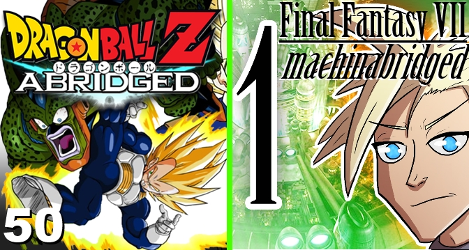 Dragon Ball Z Abridged 50 e Final Fantasy VII: Machinabridged SUB ITA ONLINE